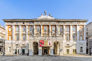 Theater Giuseppe Verdi in Triest