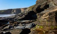 Trebarwith - Kuestenimpressionen - I - Cornwall