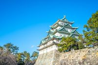Nagoya Castle landmark in Nagoya, Japan