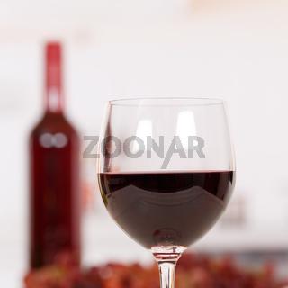 Wein Rotwein Quadrat Textfreiraum Copyspace