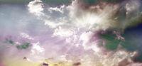 himmel sonne farben drama