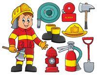 Firefighter theme set 2