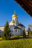 Savvino-Storozhevsky Monastery in Zvenigorod - Moscow region - Russia