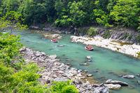 Kyoto Rafting