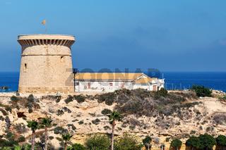 El Campello Tower. Alicante, Spain