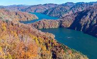 Autumn in Tadami Fukushima Japan