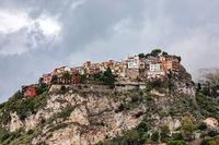 Taormina tourist town in Sicily