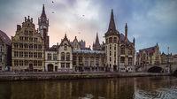 ghent historic buildings