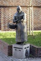 Denkmal an Zitronenjette, ein Hamburger Original