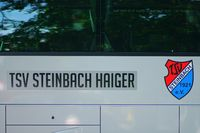 Mannschaftsbus TSV Steinbach Haiger
