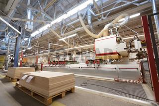 woodworking factory workshop