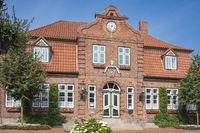 Historisches Rathaus in Lütjenburg