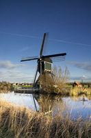 The Graaflandse windmill