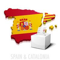 ballotbox Spain Catalonia