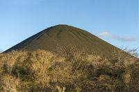 Vulkankegel, Insel Floreana, Galapagos Inseln, Ecuador