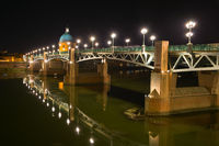 Saint-Pierre Bridge Toulouse, France