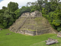 Caracol in Belize