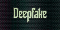 Deepfake Binary Background Concept