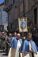 christian procession