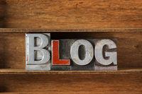 blog met tray