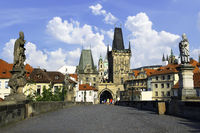 Majestic Charles Bridge