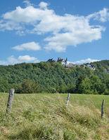 Wildenburg in der Eifel,Nordrhein-Westfalen,Deutschland