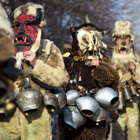 Festival of the Masquerade Games Surva