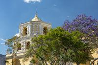 Iglesia de La Merced in Antigua