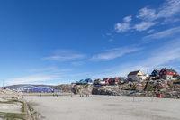 Soccer Field Ilulissat, Greenland