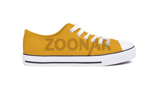 New sneaker shoe - Orange
