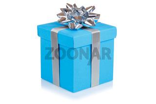 Geschenk Geburtstag Weihnachten Weihnachtsgeschenk Geburtstagsgeschenk Schachtel hellblau schenken