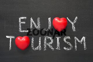 enjoy tourism