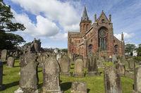 Kathedrale auf Orkney