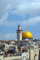 Mosque Dome of the Rock