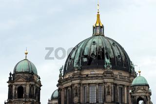 Der Dom in Berlin. Deutschland