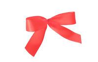Award ribbon isolated on a white background