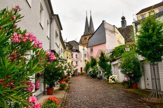 Saarburg Stadt an der Mosel