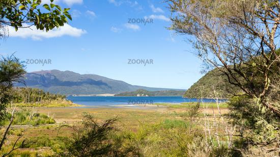 Lake Rotomakariri New Zealand