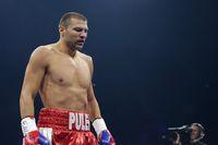 Boxer Tervel Pulev