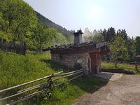 Backhaus, historisches, altes, Freilichtmuseum
