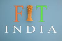 Fit India Movement recently launched by Government of India to make Indian People healthy and fit.