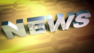 3D Model to News