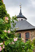 Sankt Christopherus Kirche Straßberg