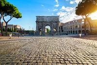 Arch in Rome