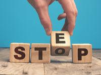 next step, do not stop