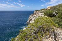 Kuestenlandschaft Mallorca