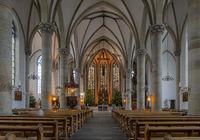 Kirche St. Agatha, Gronau-Epe