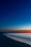 Sonnenuntergang auf Juist