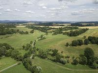 Agriculture Landscape Aerial