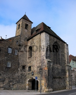Buildings and places of interest in Regensburg